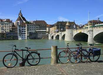 Canton de Basilea, Basilea