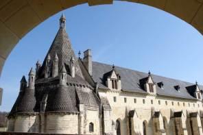 Loira Atlántico, Abadía Fontevraud, Anjou