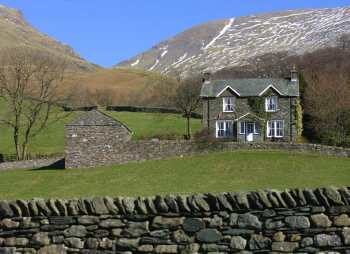 Reino Unido, Lake District Grasmere
