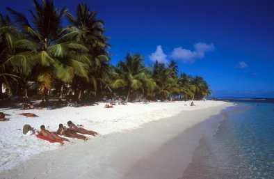 Francia, Antillas, Guadalupe, Grande Terre, Saint Anne