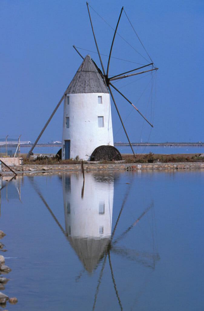 Murcia, La Manga del Mar Menor, San Pedro del Pinatar, Salinas