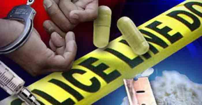 Polres Serang Kota Bekuk Pengedar Narkoba jenis Tramadol