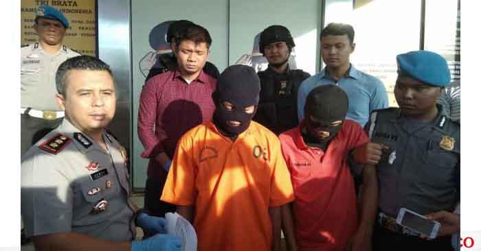 Spesialis Pencurian Rumah Kosong Diringkus Polisi Tangerang Selatan