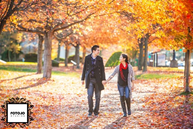 Jacinda & Mark's Engagement