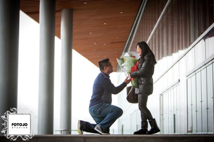 Kevin & Stephanie's Proposal
