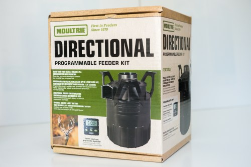 Moultrie Directional Game Feeder Kit