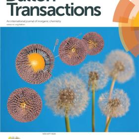 Dalton Transactions, 2014, 43 (33), 12480-12485