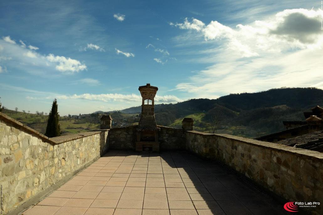Terrazzo Borgo di Votigno