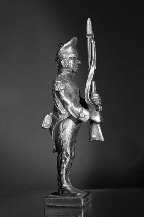 Spitzweg- Figur