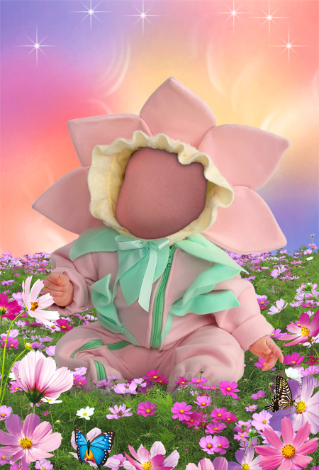 Bebé en Flor