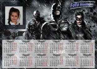 Calendario 2013 Batman