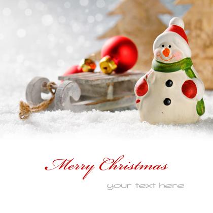 Felicitaciones Navidad. Fotomontajes Navideños