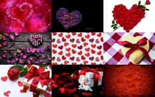 Fondos para Fotos de San Valentín