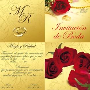 Invitación para Bodas Gratis