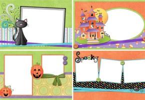Frame Especial Halloween