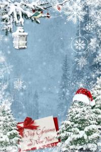 Christmas Frames 2014