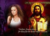 Fotomontajes religosos para Pascua con Jesús