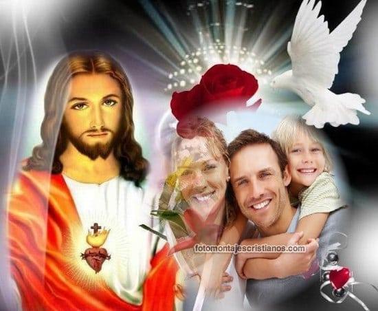 Más De 100 Fotomontajes De Jesús Online Gratis