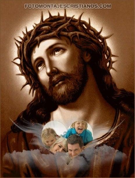 fotomontajes con jesus gratis