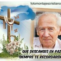 Fotomontajes para difuntos: Que descanses en paz, siempre te recordaremos