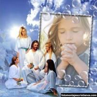 Mejores fotomontajes con Jesús para crear gratis