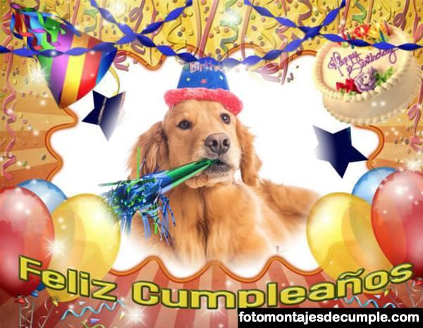 Crear fotomontajes de cumpleaños gratis
