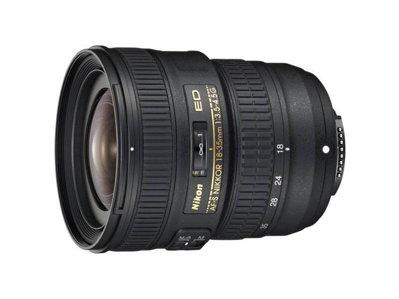 Nikon Nikkor AF-S 18-35mm f3.5-4.5G ED