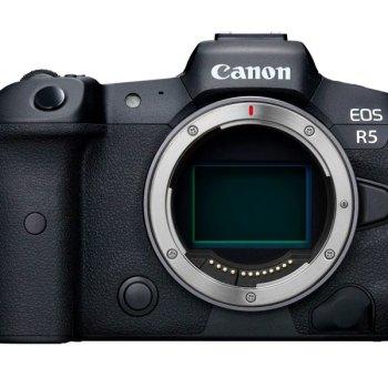 Canon EOS R5 Body Import 3 Jahre Swiss Garantie