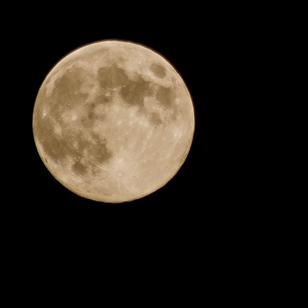 Fotografía nocturna I: Cómo fotografiar la Super Luna