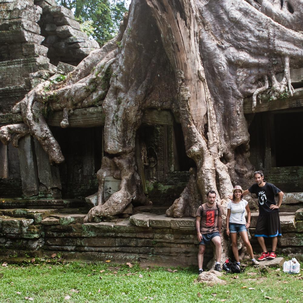 Camboya no es sólo los templos de Angkor