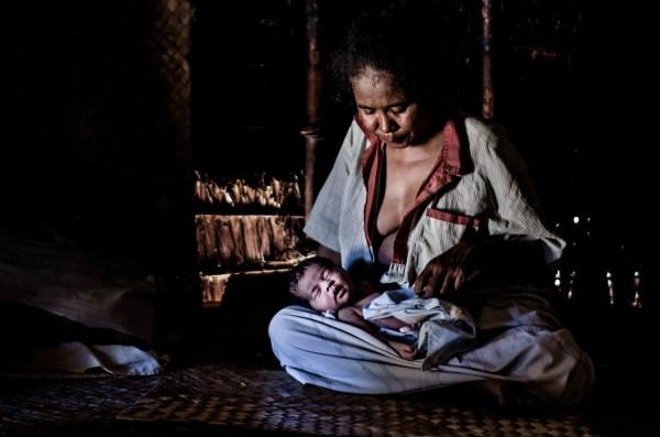 tribus en timor occidental