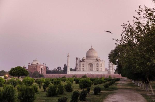 viaje fotografico india norte taj mahal