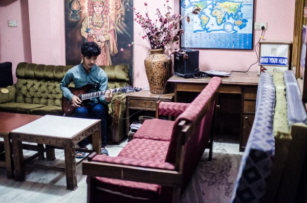 música nepal
