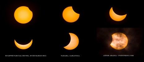 Eclipse Solar 20-3-2015