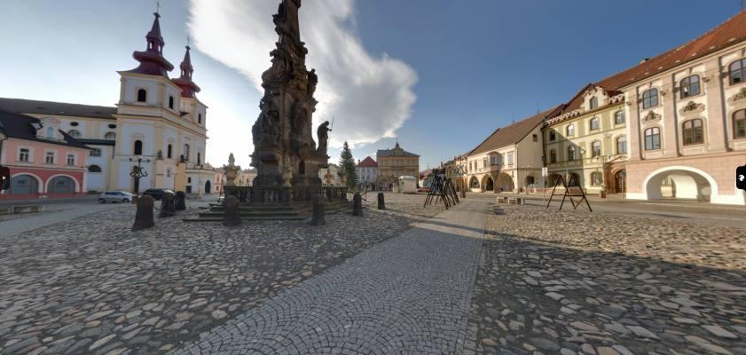 Kadaň - královské město
