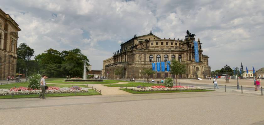 Stare Miasto w Dreźnie