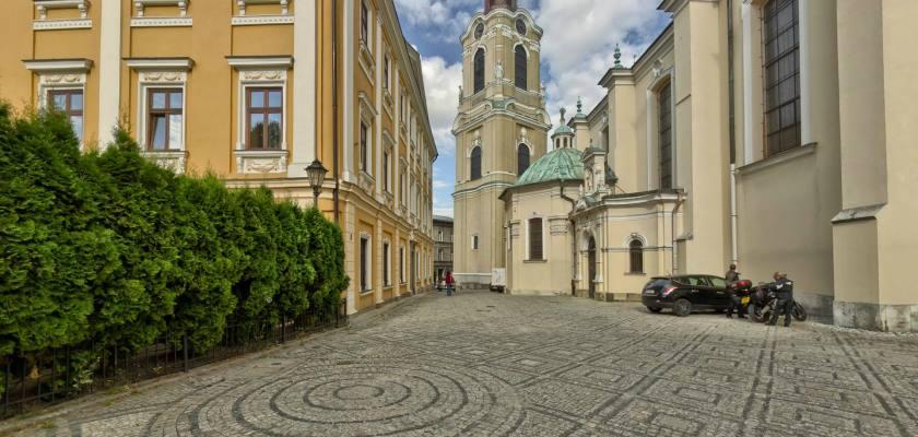Katedra i siedziba biskupa przemyskiego