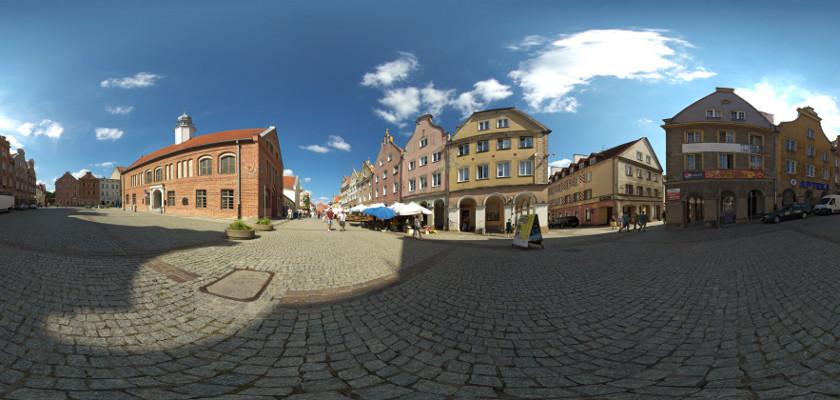 Stary Ratusz na Rynku w Olsztynie