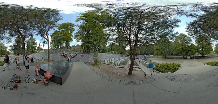 Matka i serce syna Cmentarz na Rossie, Wilno