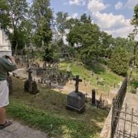 Wycieczka po cmentarzu na Rossie, Wilno/Vilnius