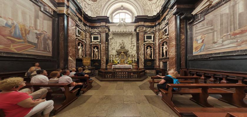 Kaplica Kazimierzowska w Katedrze Wileńskiej