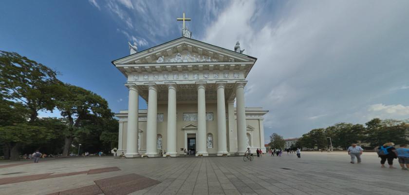 Katedra św. Stanisława Biskupa w Wilnie