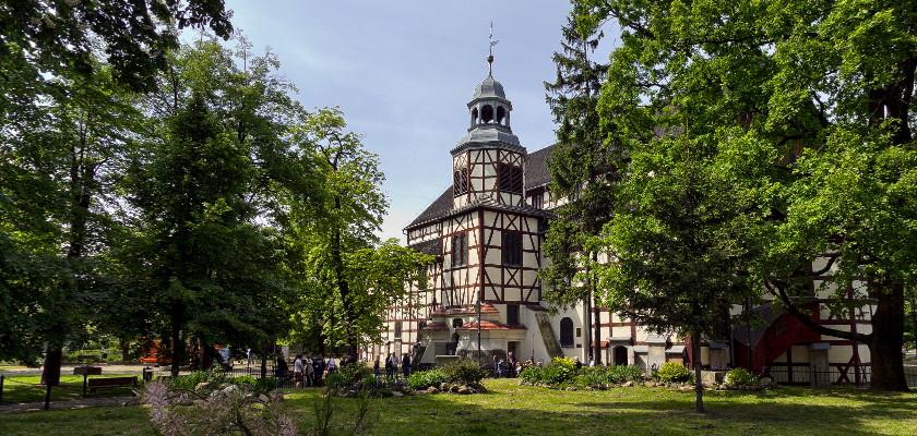 Park Pokoju i Kościól Pokoju w Jaworze