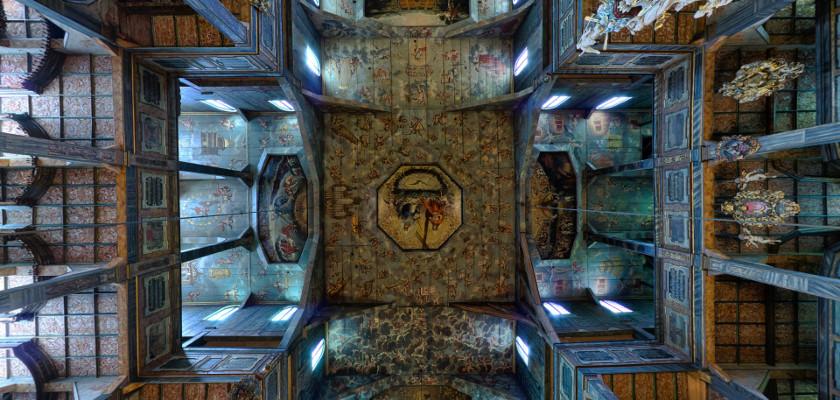Kościół Pokoju  pw. Trójcy Świętej wŚwidnicy
