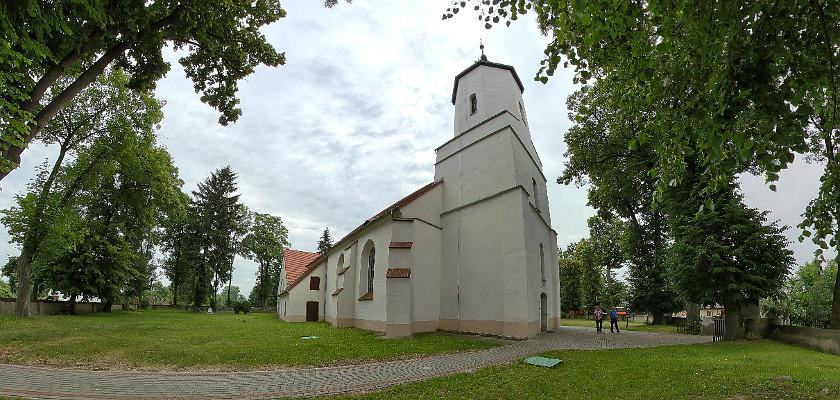 Szklary Górne - kościół pw. Św. Apostołów Piotra i Pawła