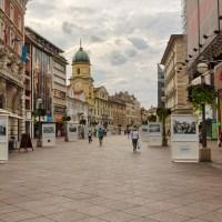 Rijeka, Stare miasto, Chorwacja - spacer wirtualny