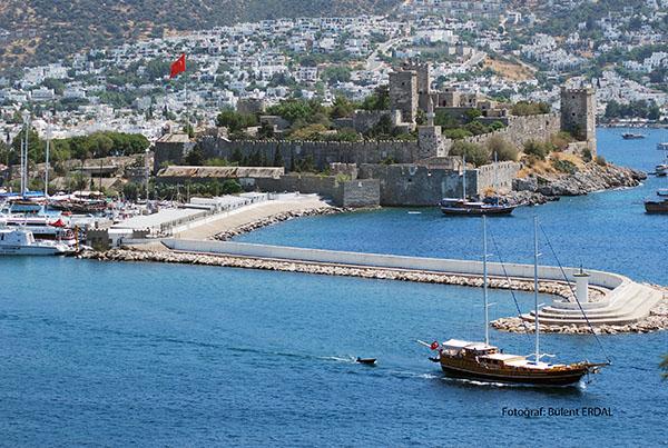 Bodrum Kalesi (Turkey)