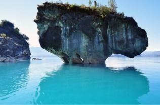 Deniz İçindeki Kaya
