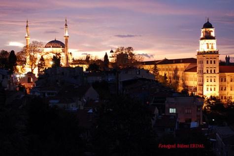 Gün Doğumu Selimiye Kışla Ve Camii