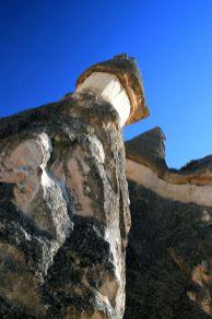 Dolina Pasabagi - kraina skalnych grzybków